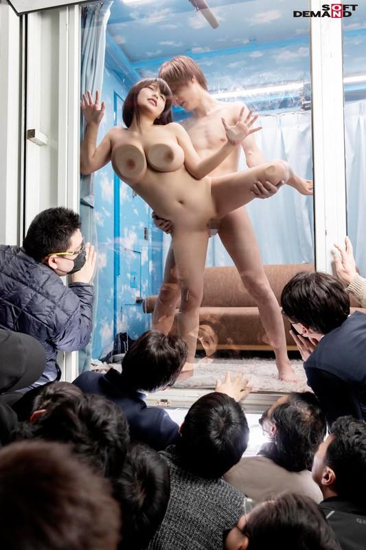 パワーアップ!逆転マジックミラー号 「素人娘たちの大胆SEXを生で見たくないですか?」大人数に見られているとは知らずに激イキ姿を大胆に披露! パート2  サンプル画像 8
