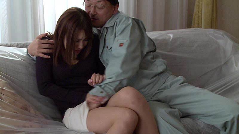 夫は知らない… 知人に中出しされまくる妻 本田莉子  サンプル画像 9
